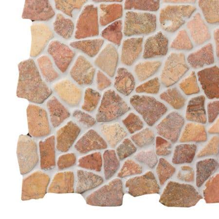 Mosaiik Terrakota marmor