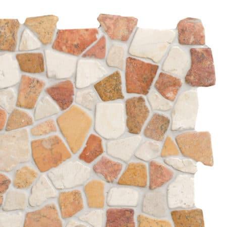 Mosaiik Terrra-Valge marmor 300x300mm