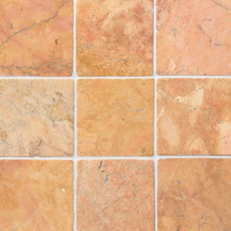 Terrakota marmor plaat 100x100mm