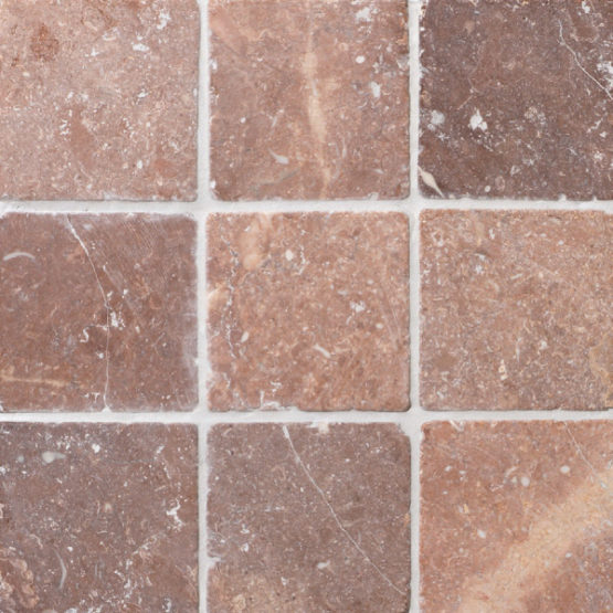 Coco Brown marble, 100x100mm