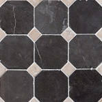 Classic Pattern Grey-White, 100x100mm