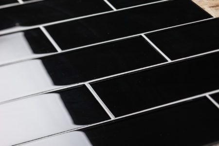 Crystal Black 100x300mm