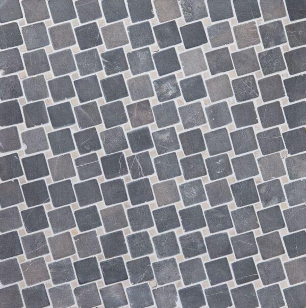 DIAGONAL GREY-WHITE 50x50mm