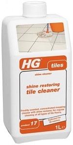 HG Plaatide puhastamise ja läike taastamise pesuaine (prod 17)
