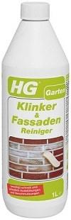 Klinker- ja fassaadiplaatide puhastusvahend