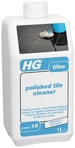 HG Poleeritud plaatide puhastusvahend (prod 18)
