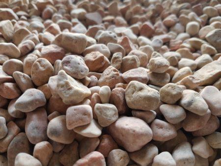 Dekoratiivkivid / aiakivid Terrakota Crushed Marmor 10-15mm, 20kg