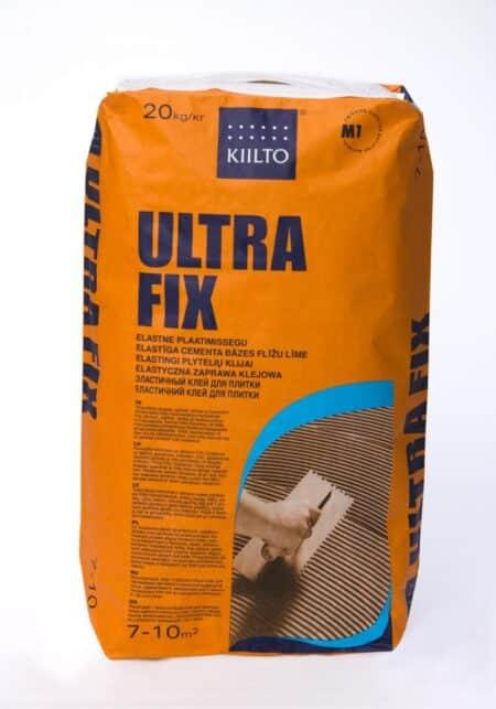 Kiilto Ultra Fix plaatimissegu